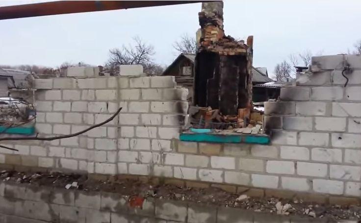 Станицу Луганскую обстреляли из