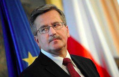 Президент Польши признал, что Освенцим освободила Красная Армия