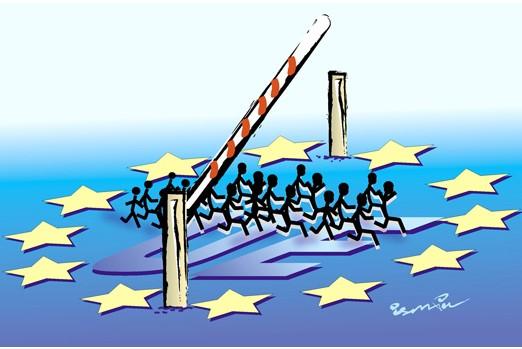 В зоне Шенгена могут ввести пограничный контроль