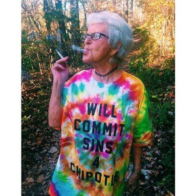 Бабка курит марихуану марь иванна марихуана