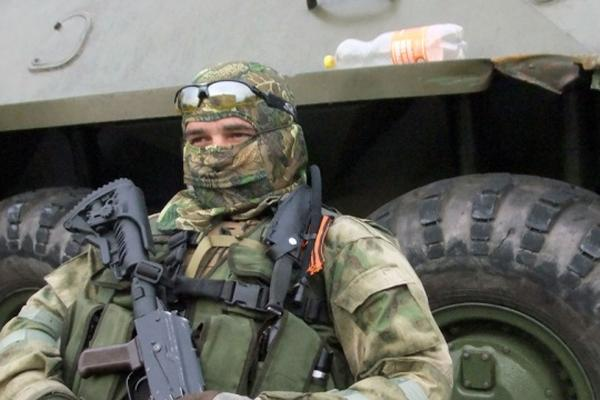 Ополченцы из засады расстреляли батальон Нацгвардии
