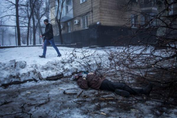 Знаменитое фотоагентство обвинило украинскую армию в обстрелах Донецка