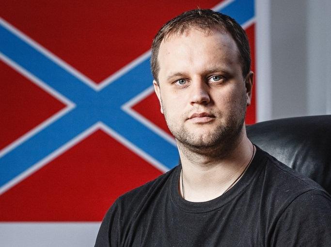 Павел Губарев вернулся домой