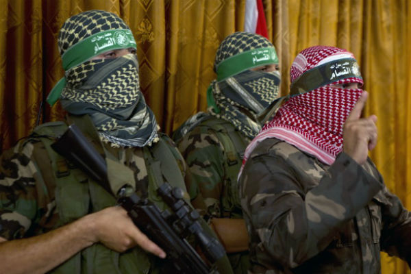 Движение ХАМАС осудило нападение на Charlie Hebdo