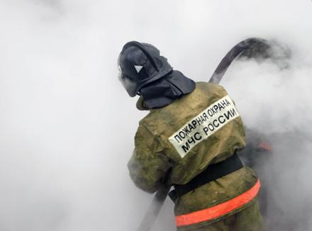 В результате пожара в Ярославле погибла семья с двумя детьми