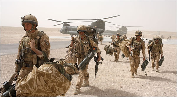 НАТО возвратилось в Афганистан с новой миссией