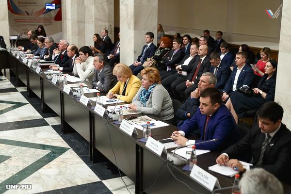 Депутат «Справедливой России» будет участвовать в работе штаба ОНФ