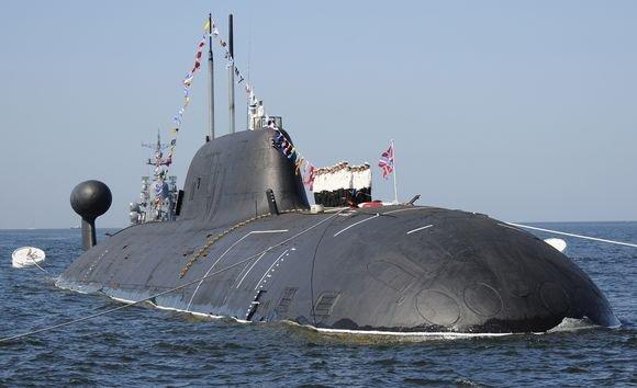 Англия просит о помощи США в контроле за подлодками России
