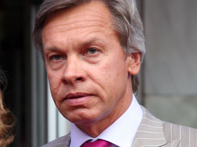 Пушков удивился просьбе Еврокомиссии к РФ на фоне санкций
