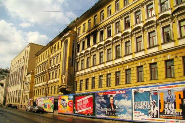 «Архнадзор» мобилизовался в новогоднюю ночь в связи с угрозой сноса на Садовнической улице