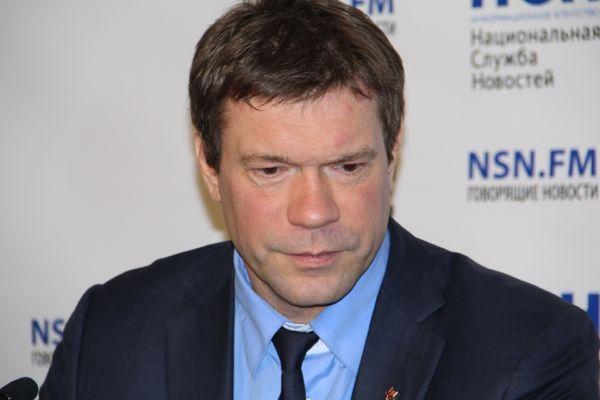 Царев: Восстанавливать Донбасс будут российские добровольцы