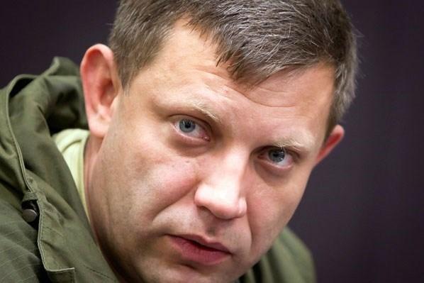 Глава ДНР Захарченко запретит ополченцам брать пленных