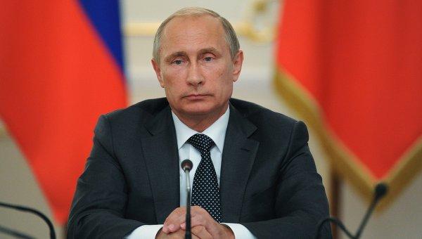 Путин: Служившим в горячих точках надо дать право на бесплатное высшее образование