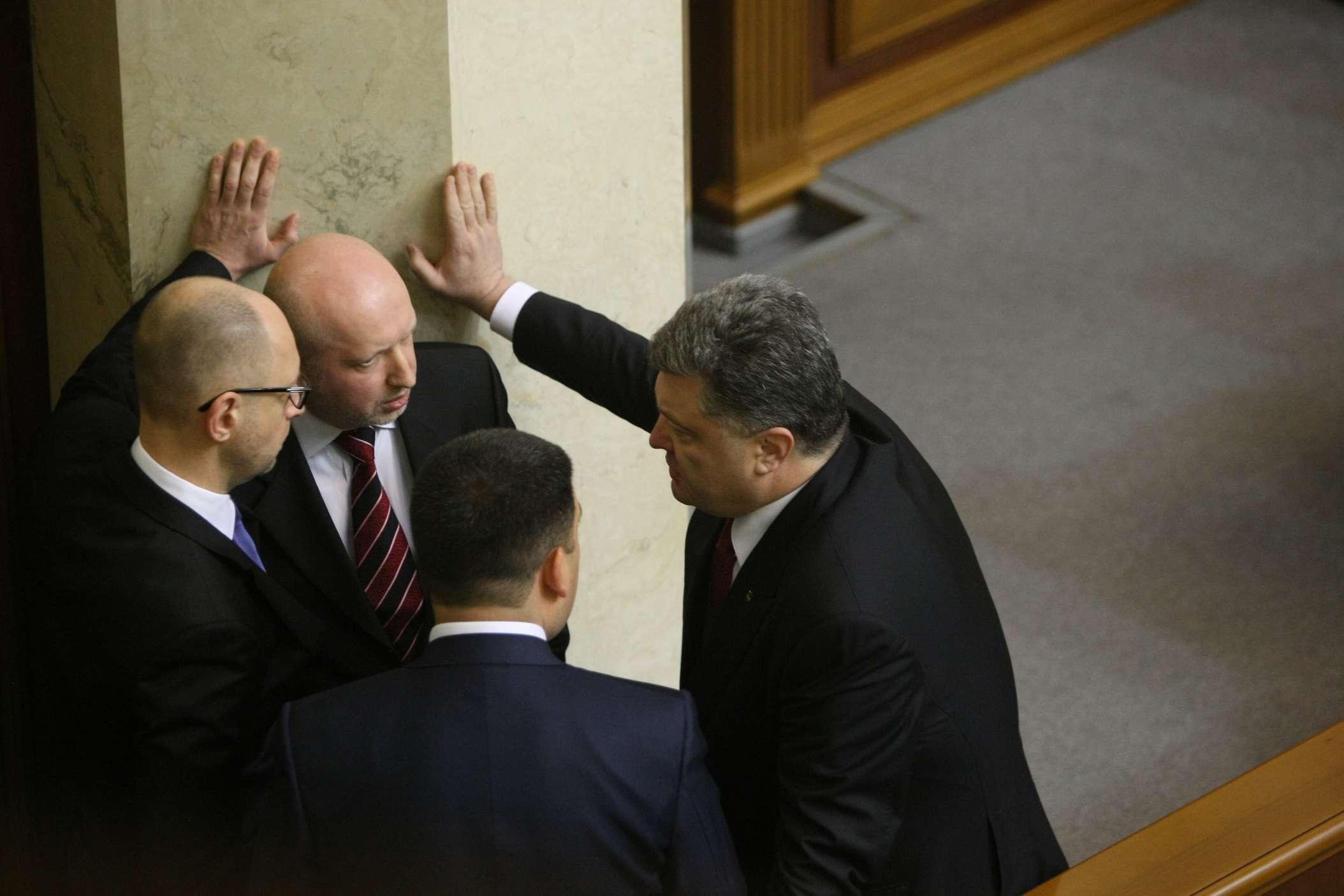 Генпрокуратура ДНР возбудила дело против Порошенко, Яценюка и Турчинова