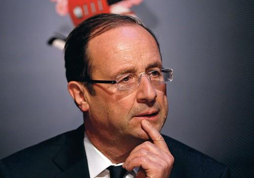 Олланд: Ослабление санкций возможно после деэскалации под Мариуполем