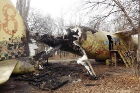 ВВС Украины потеряли самолет и вертолет
