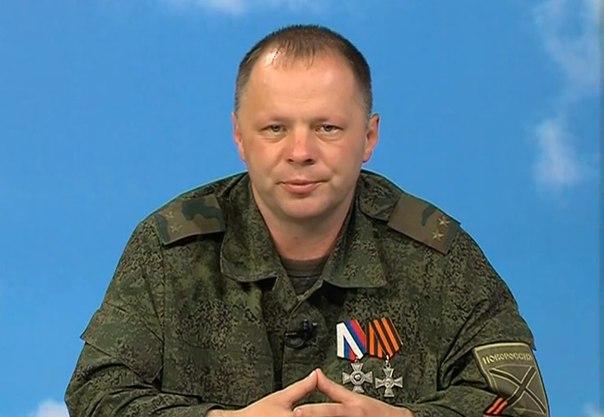 Кортеж министра обороны ДНР попал под обстрел