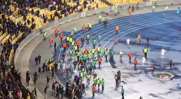Франция о футбольном матче в Киеве: Это была война с бешеными собаками!