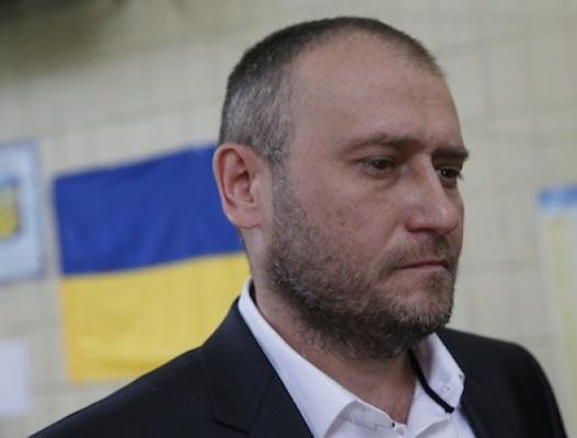 Хакеры подставили Украину и Яроша
