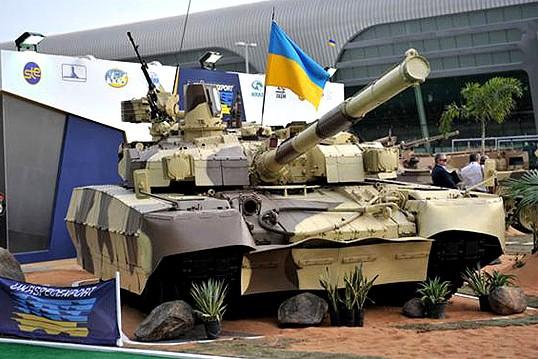Украина увеличивает производство танков в 24 раза
