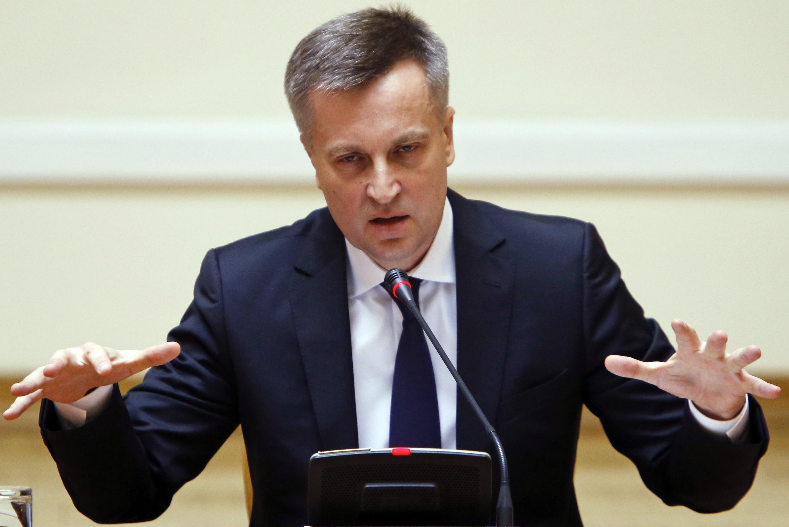 СБУ: В обвале гривны виноваты российские спецслужбы