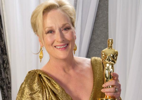 Лауреаты «Оскара» получат награды из рук Мерил Стрип и Джона Траволты