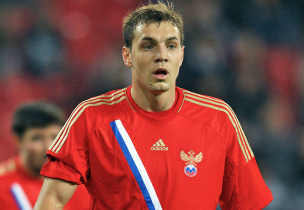 Артем Дзюба подписал контракт с «Зенитом»