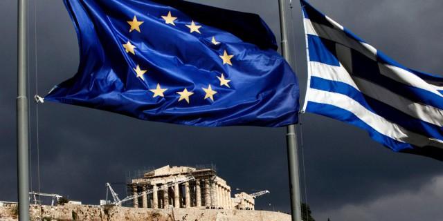 Греция - долговой раб Европы