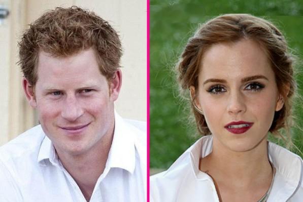 Принц Гарри встречается с актрисой Эммой Уотсон