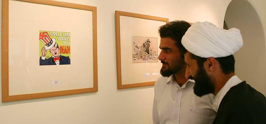 Иран объявил конкурс карикатур на тему Холокоста