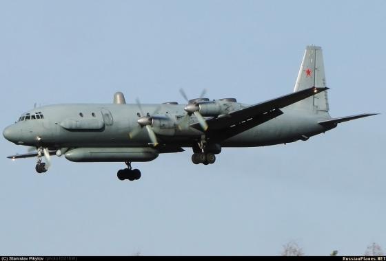 Истребители НАТО попытались перехватить Ил-20 ВВС РФ