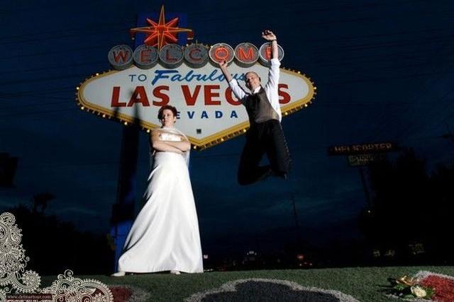14 февраля для женихов и невест Москва превратится в Лас-Вегас