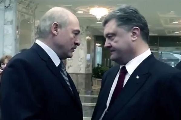 Картинки по запросу Порошенко, Лукашенко и Путин - фото
