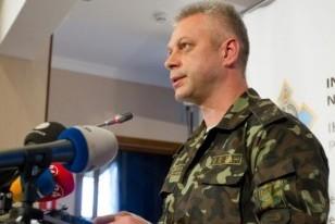 Руководство АТО: Границу пересекли 20 российских танков