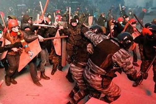 BBC: Стрелять первыми на Майдане начали протестующие