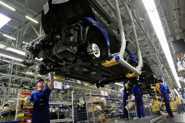 Российский Nissan могут экспортировать в Скандинавию