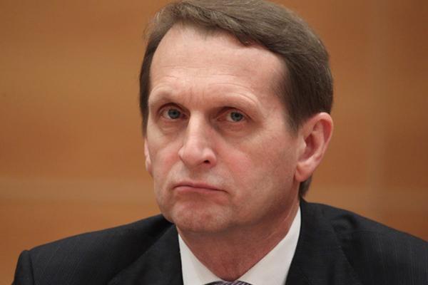 Нарышкин успокоил Финляндию: мести за визу не будет