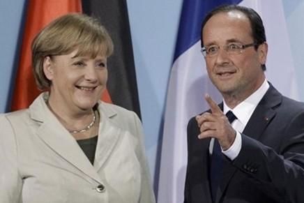 Олланд и Меркель посетят Москву 6 февраля