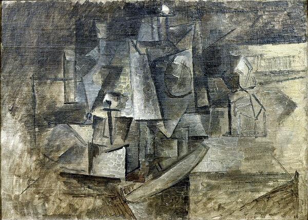 Украденная 14 лет назад «Парикмахерша» Пикассо обнаружена в США