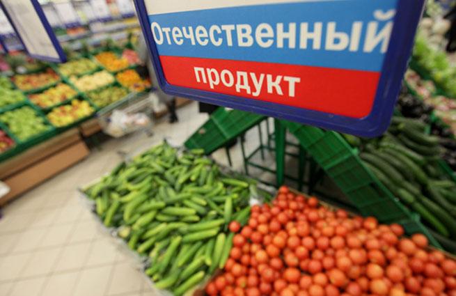 Магазины обяжут заполнять полки российской продукцией на 50%