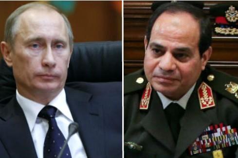 Путин соболезнует президенту Египта из-за казни ИГИЛ египетских христиан