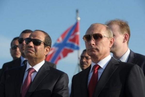 Россия и Египет договорились о дальнейшем военном сотрудничестве