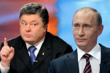 Порошенко угрожал Путину перед минскими переговорами