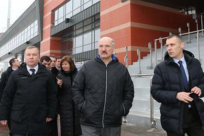 Лукашенко запретил белорусским спортсменам тренироваться за границей