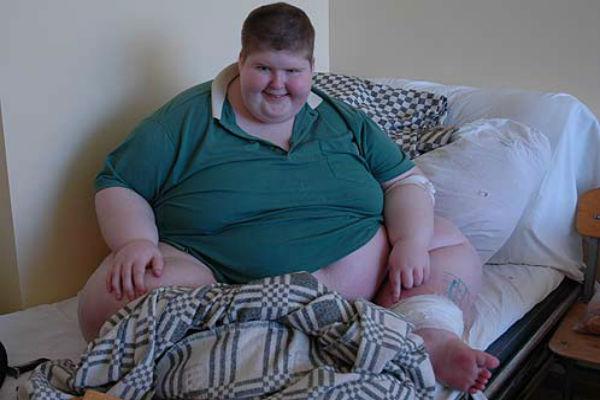 Самого толстого мальчика в России бабушка отдала в интернат