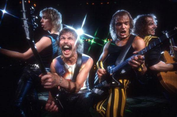 Scorpions дадут 11 концертов в России в рамках своего юбилейного турне