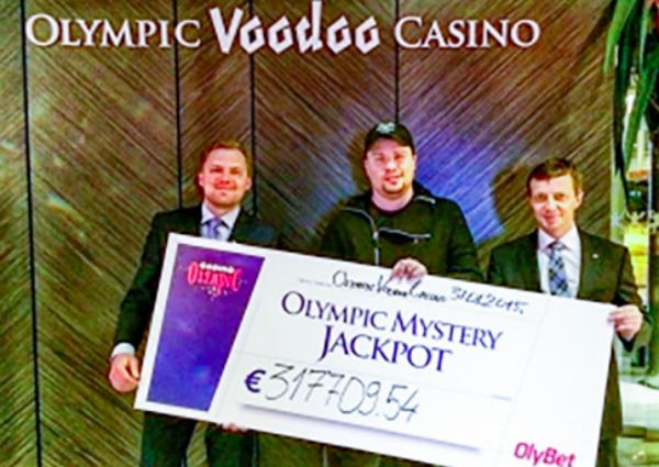 Гарик Харламов выиграл 317 тысяч евро