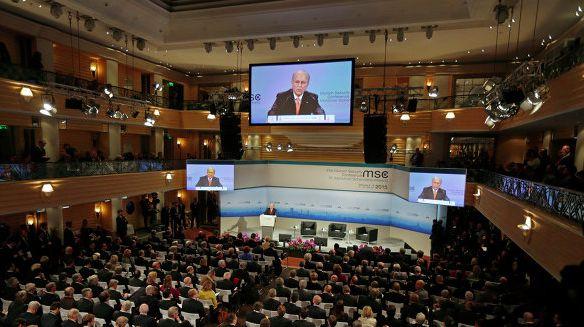 Конференция в Мюнхене показала раскол Запада