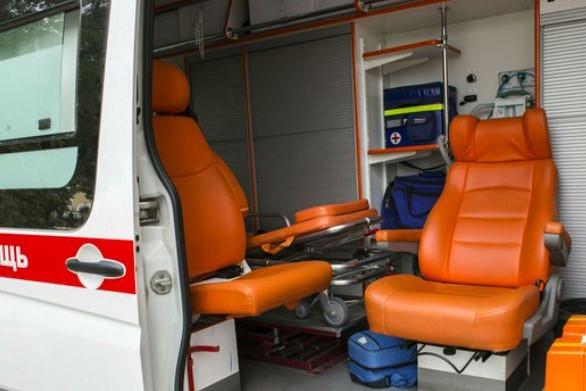 Водитель внедорожника погиб при столкновении со снегоуборочной машиной
