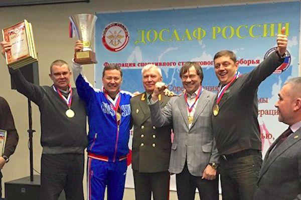 «Справедливая Россия» вновь победила в соревнованиях по стрельбе